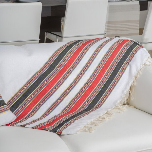 Fouta 100% Cotton Bath Towel by Scents and Feel